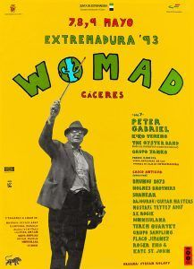 WOMAD CÁCERES 1993