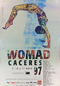 WOMAD CÁCERES 1997