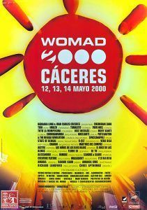 WOMAD CÁCERES 2000