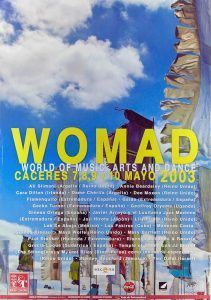 WOMAD CÁCERES 2003