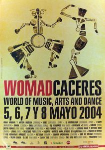 WOMAD CÁCERES 2004