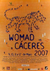 WOMAD CÁCERES 2007