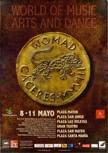 WOMAD CÁCERES 2008