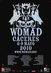 WOMAD CÁCERES 2010