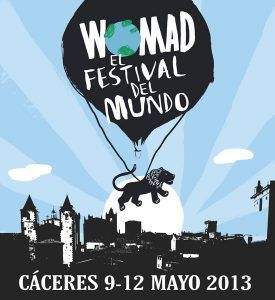 WOMAD CÁCERES 2013