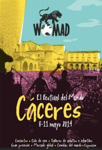 WOMAD CÁCERES 2014