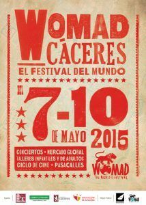WOMAD CÁCERES 2015