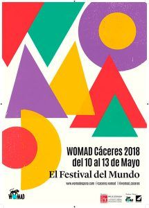 WOMAD CÁCERES 2018