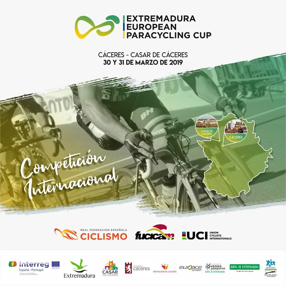 Extremadura European Paracycling Cup