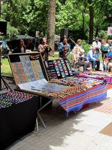 Solicitudes Mercadillo Womad 2019