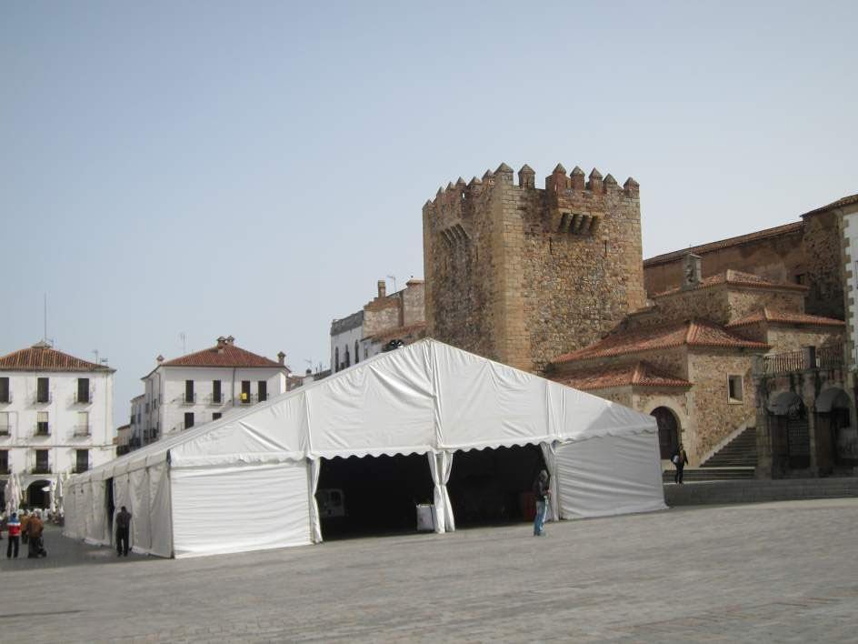 Carpa Caceres